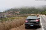 Ford Taurus SHO on Highway 1